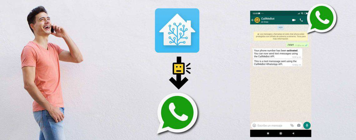 Send WhatsApp from Home Assistant