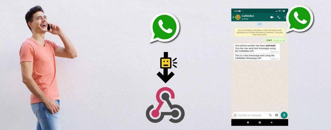 Send Commands through WhatsApp