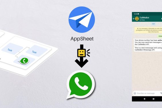 WhatsApp with AppSheet